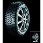 Testy, recenze pneumatik - Continental ContiWinterContact TS 850 225-50 R17